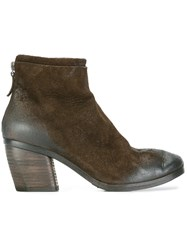 Marsell Marsa Ll Ankle Boots Brown