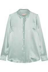 Matthew Williamson Silk Charmeuse Shirt