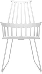 Kartell Comback Chair With Sled Base Set Of 2