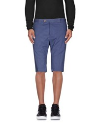 Marco Pescarolo Trousers Bermuda Shorts Men