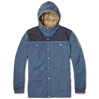 Fjall Raven Fjallraven Greenland No1. Down Jacket Uncle Blue And Dark Navy