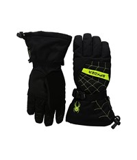 Spyder Overweb Gore Tex Ski Glove Black Byl Over Mits Gloves