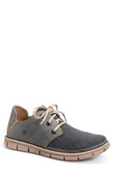 Born Men's Born 'Sandor' Plain Toe Derby Grey