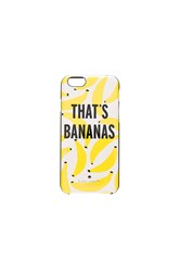 Kate Spade That's Bananas Iphone 6 Case Yellow