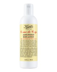 Creme De Corps Light Weight Body Lotion 8.4 Fl. Oz. Kiehl's Since 1851