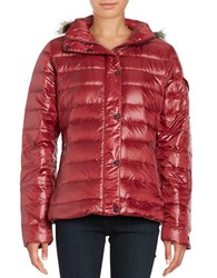 Marmot Hailey Quilted Jacket Brick