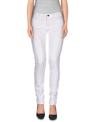 Twin Set Jeans Jeans White