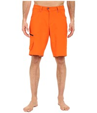 Pearl Izumi Canyon Shorts Red Orange Men's Shorts