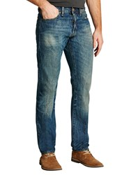 Denim And Supply Ralph Lauren Davis Slim Jeans Blue