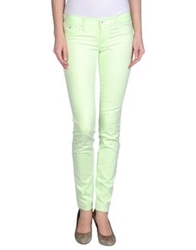 Gas Jeans Gas Denim Pants Light Green