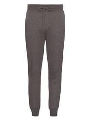 Moncler Slim Leg Cotton Jersey Track Pants