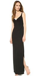 Marc Jacobs Sleeveless Gown Black