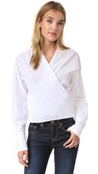 Rag And Bone Nadine Top Bright White
