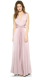 Twobirds Convertible Maxi Dress Dust