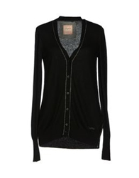 Replay Cardigans Black