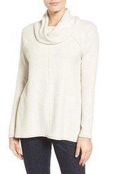 Caslonr Women's Caslon Knit Cowl Neck Tunic Heather Oatmeal