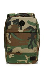 Nixon Beacons Backpack Woodland Camo