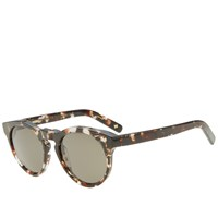 Dick Moby Lhr Sunglasses Brown