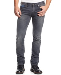Guess Reversed Original Straight Jeans Coined Wash