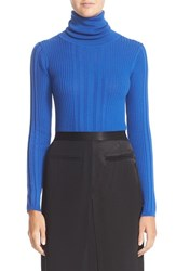 Dkny Women's Ribbed Turtleneck Sweater