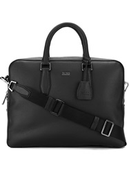 Boss Hugo Boss Classic Briefcase Blue
