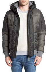 G Star Men's Raw Whistler Quilted Bomber Jacket