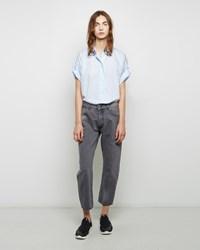 Maison Martin Margiela Cropped Slouch Jean