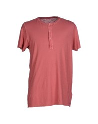 Bowery Topwear T Shirts Men