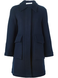 J.W.Anderson J.W. Anderson Single Breasted Coat Blue