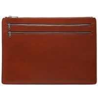 A.P.C. Tony Document Holder Brown