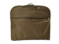 Briggs And Riley Baseline Classic Garment Cover Olive Luggage