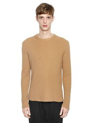 Wooyoungmi Wool Blend Rib Knit Sweater