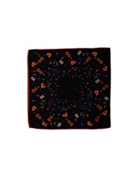 Tua By Braccialini Square Scarves Black