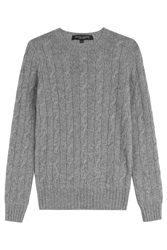 Ralph Lauren Black Label Cashmere Pullover Grey