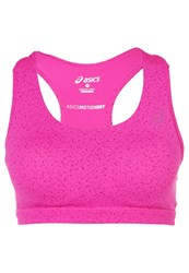 Asics Sports Bra Berry Pink