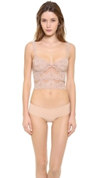 Only Hearts Club So Fine Lace Cropped Camisole
