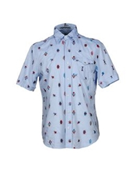 Consumers Guide Shirts Sky Blue