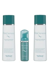 Regenesis By Revitalash Total Care Fine And Thinning Hair Fast Absorbing Foam Regimen 219 Value