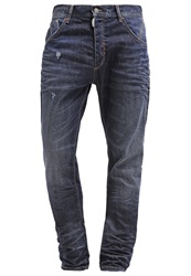 Antony Morato Krop Relaxed Fit Jeans Blue Denim