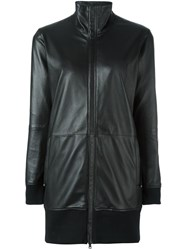 Diesel Black Gold Funnel Neck Jacket Black