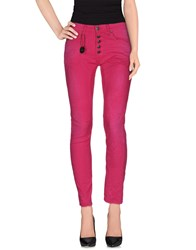 Imperial Star Imperial Trousers Casual Trousers Women Fuchsia