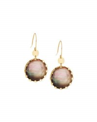 Lana 14K Mystiq Rose Cut Drop Earrings Multi