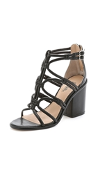 Belle By Sigerson Morrison Basma Sandals Nero