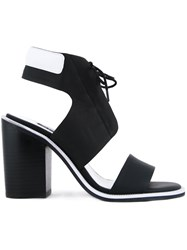 Senso 'Riley I' Sandals Black