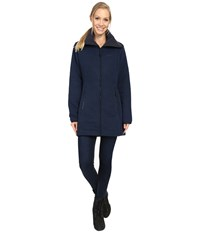 Jack Wolfskin Solitary Morning Coat Night Blue Women's Coat Navy