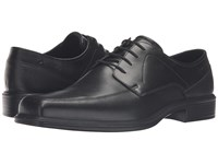 Ecco Johannesburg Gtx Tie Black Men's Shoes