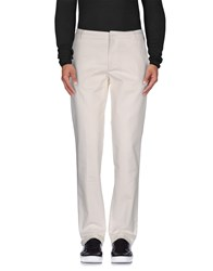 Kenzo Trousers Casual Trousers Men White