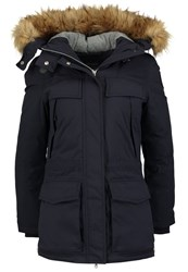 Napapijri Skidoo Winter Coat Blu Marine Dark Blue