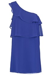 Naf Naf Cocktail Dress Party Dress Cobalt Blue