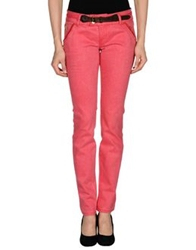 Met And Friends Denim Pants Apricot